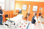 Se reabre turno vespertino de la clínica de rehabilitación de la Clinica Hospital del Magisterio