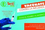 ¡Vacúnate contra la Influenza!