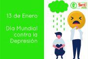 13 de enero, Día mundial de la lucha contra la depresión.